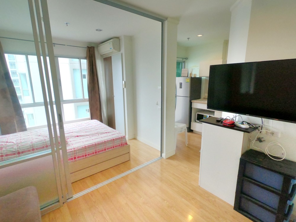 For RentCondoChengwatana, Muangthong : [[VA262]] For Rent Lumpini Ville Chaengwatthana - Pakkret - 1 bed 23 sq.m.